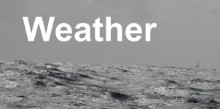 Weather forecasting - for regattas, voyages and events
